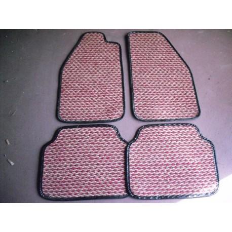 Fußmatten für Oval Käfer bis 57