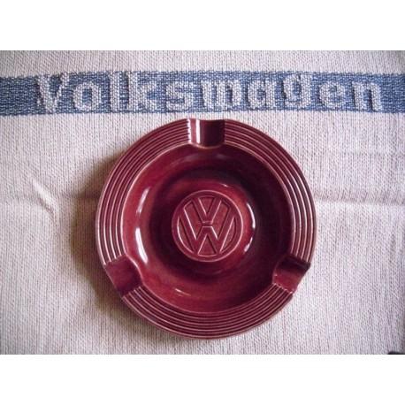 Einzelstück Aschenbecher VW