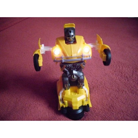 Robot Car Transformer