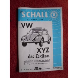 Schall Katalog