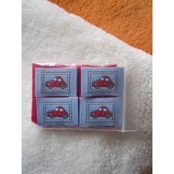 Label  Textiletiketten