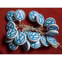 Lichterkette VW Embleme