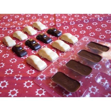 Schokoladen Form Käfer